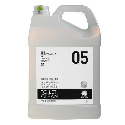 曜兆ESONA微泡沫歐洲環保獎浴廁清潔劑5公升