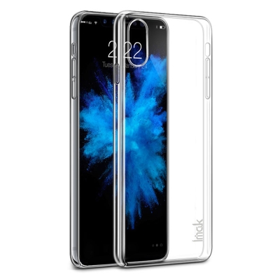 Imak Apple iPhone X 羽翼II水晶殼(Pro版)