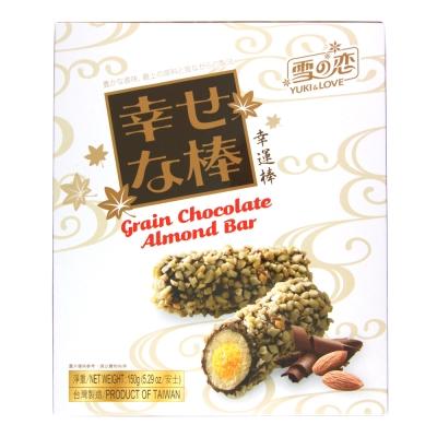 雪之戀-幸運棒-黑巧克力口味-150g