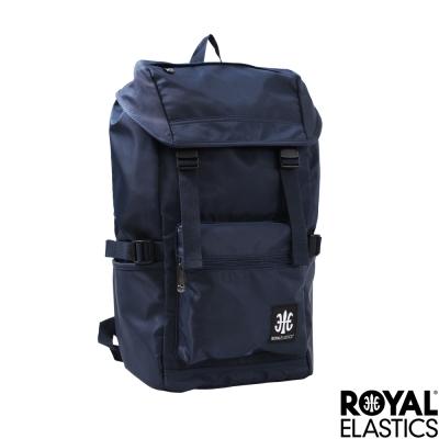 Royal Elastics - 英倫風休閒後背包 - Modern經典摩登系列 - 藍色