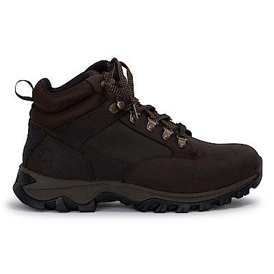 Timberland 男款深棕色防水運動休閒鞋