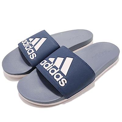adidas拖鞋Adilette Comfort男鞋