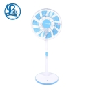 LSK 樂司科 AirFly光之蝶 14吋 電風扇 -藍  LSK-DC001-B