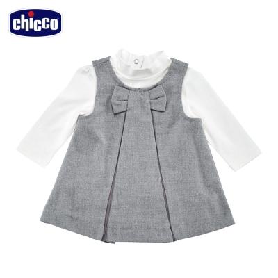 chicco天鵝公主簡約兩件式背心裙(12個月-18個月)
