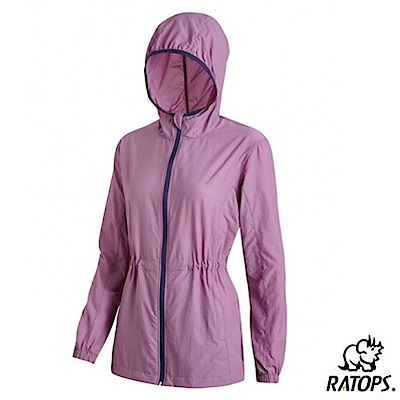 【瑞多仕】女 20D 抗UV連帽夾克外套_DH2082 紫羅蘭/藍紫色