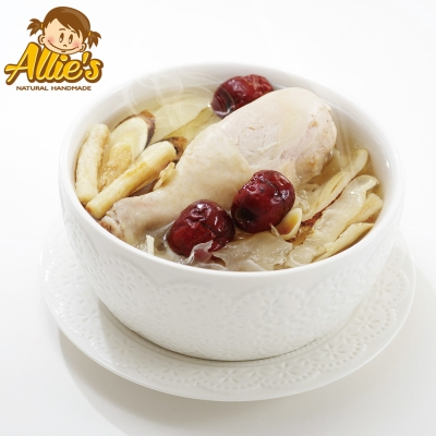 Allies港式煲湯系列  精選任選二包