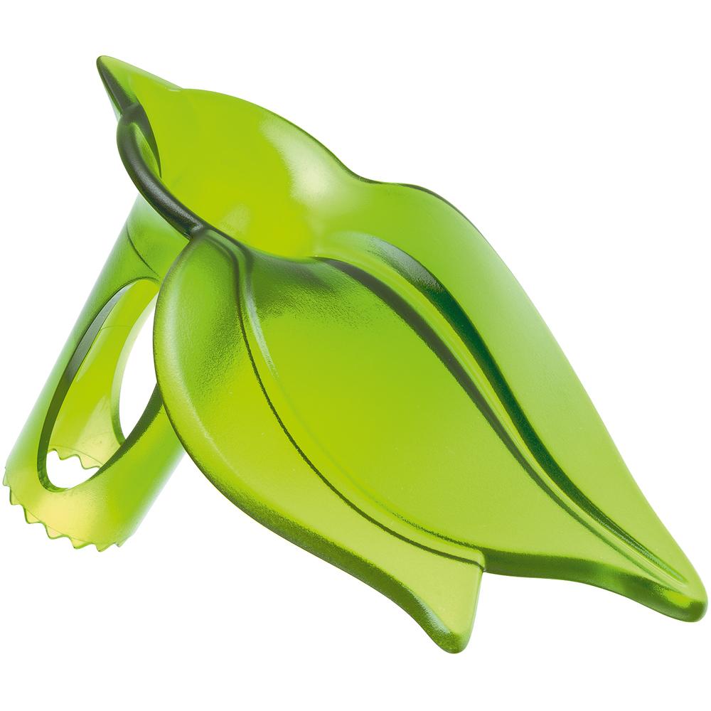 KOZIOL 嫩葉檸檬榨器(綠)