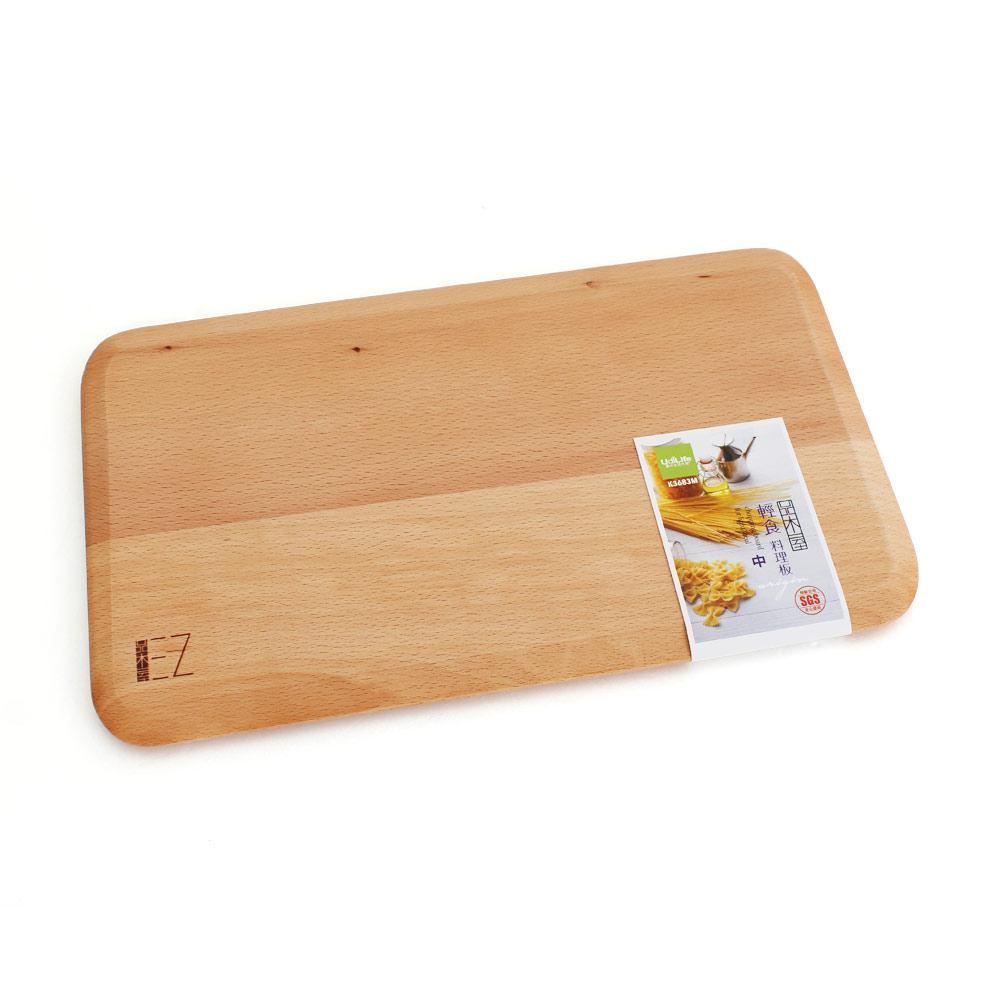 品木屋輕食原木料理板中