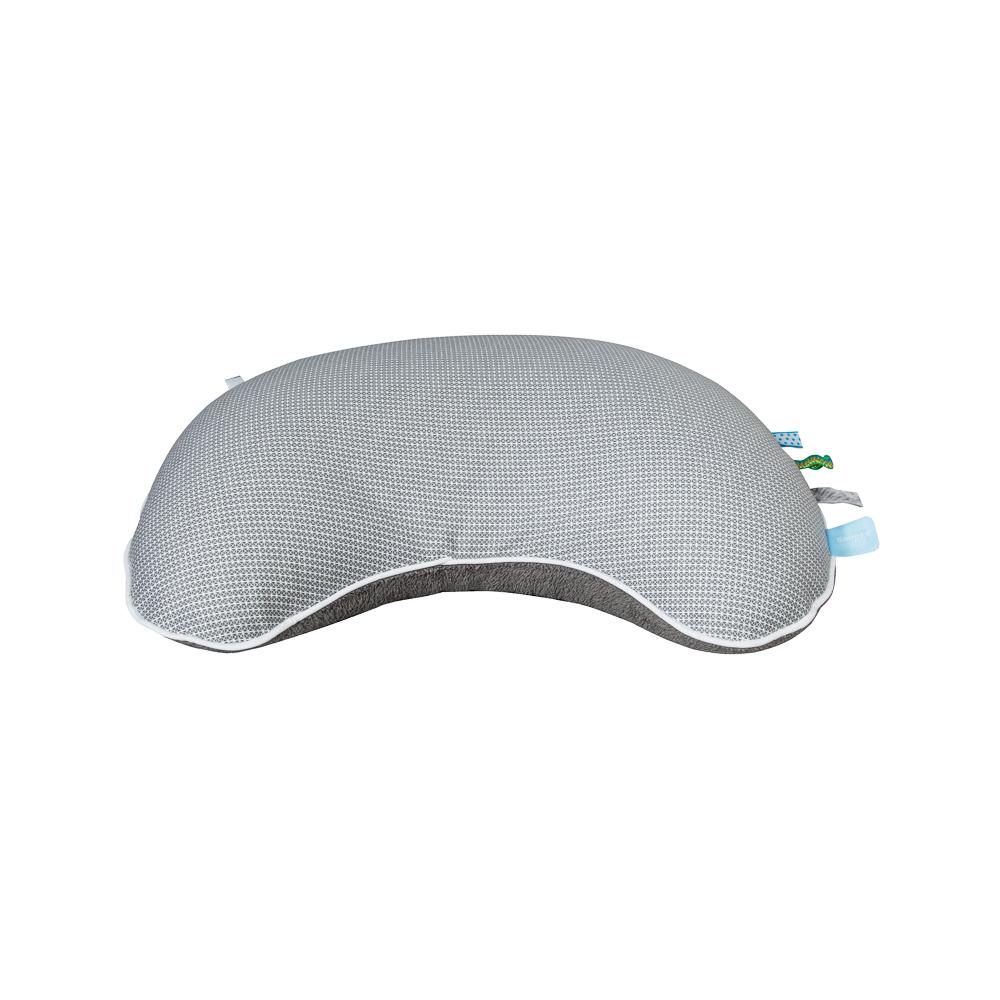 荷蘭Snoozebaby布標行動哺乳枕-灰-單一尺寸