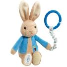 奇哥 比得兔吊掛式玩偶-粉藍