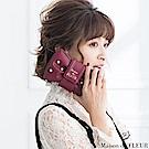 Maison de FLEUR 質感珍珠配飾IPHONE 7/8 手機殼