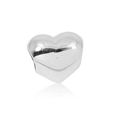 Pandora 潘朵拉 925純銀愛心 純銀墜飾 串珠