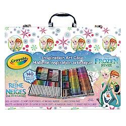 美國crayola 冰雪奇緣大藝術家套裝(4Y+)