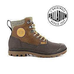 Palladium Sport Cuff WP 2.0-女-琥珀黃/咖啡