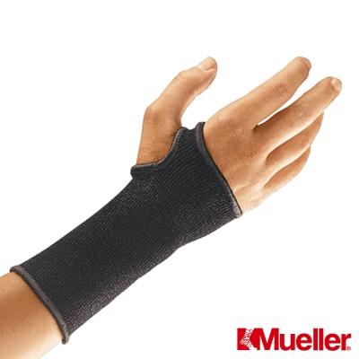 MUELLER慕樂 腕關節彈性護具 黑色(MUA405)