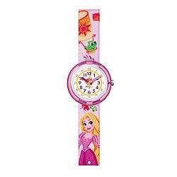 FlikFlak 兒童錶 DISNEY RAPUNZEL 魔髮公主手錶