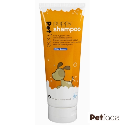 Petface除臭殺菌洗毛精、幼犬用、 250 ml