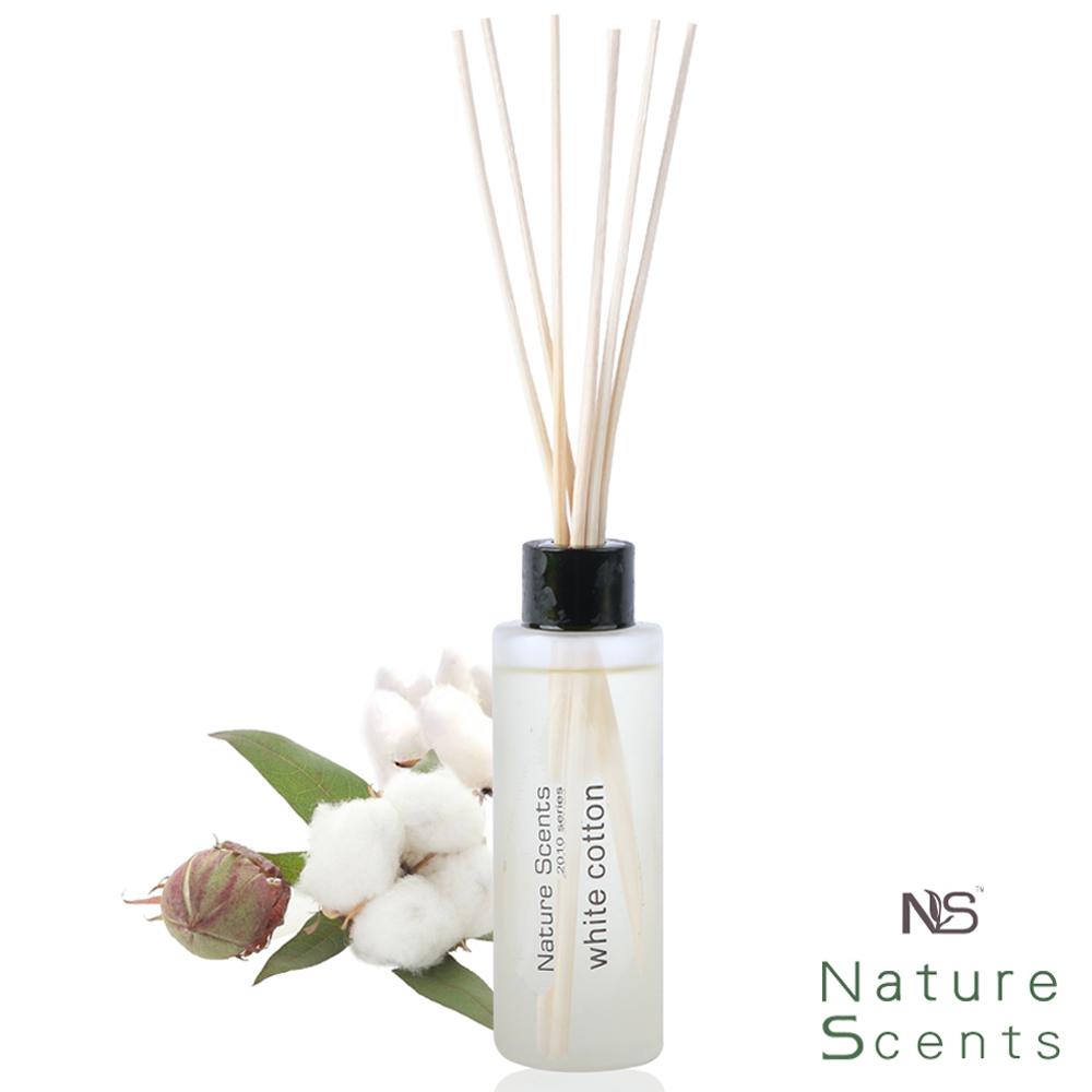Nature Scents 自然芬芳 香氛擴香瓶組60ml(棉花)