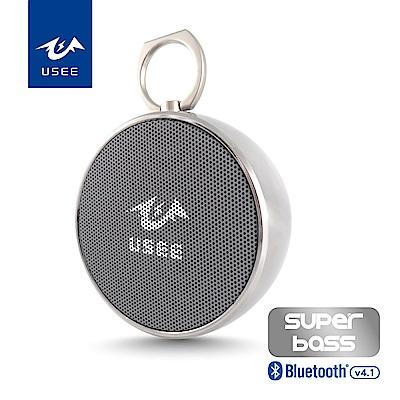 USEE 渦輪增壓重低音藍牙喇叭 USC 02-7SR