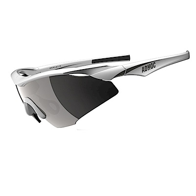 【ADHOC】運動太陽眼鏡-偏光鏡片-半框式ARCHE