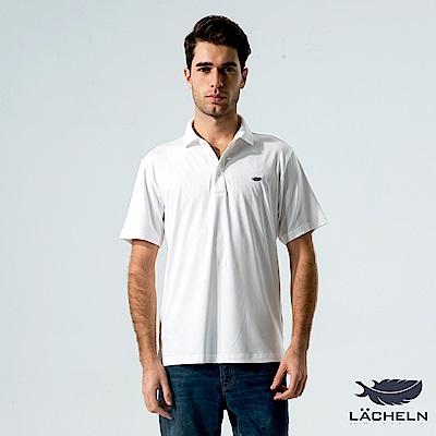 【LACHELN】Coolmax 彈性百搭POLO衫(L62M906)