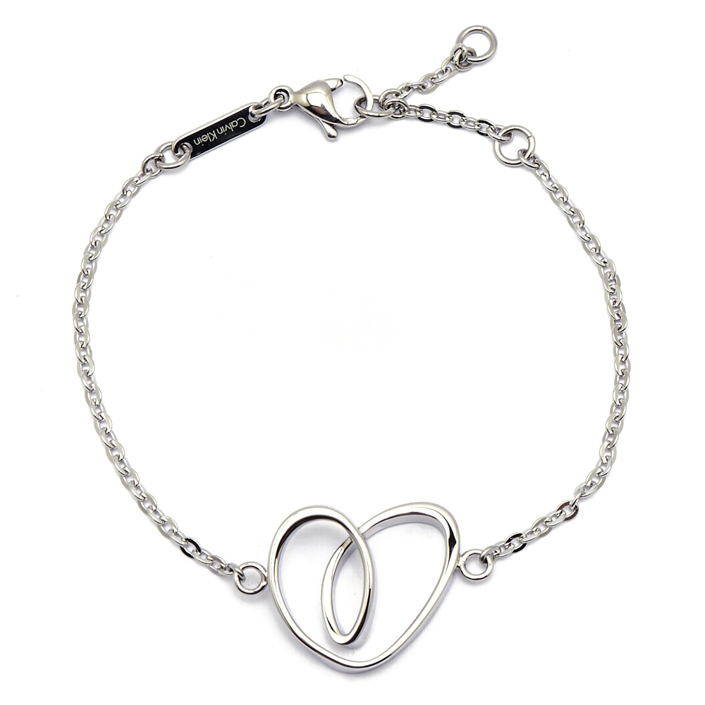 CK Calvin Klein Jewellery WARM 溫情系列愛戀湧現手鍊
