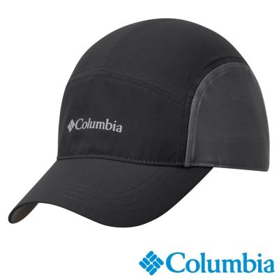 【Columbia哥倫比亞】男-涼感快排棒球帽-黑色  UCM91130BK