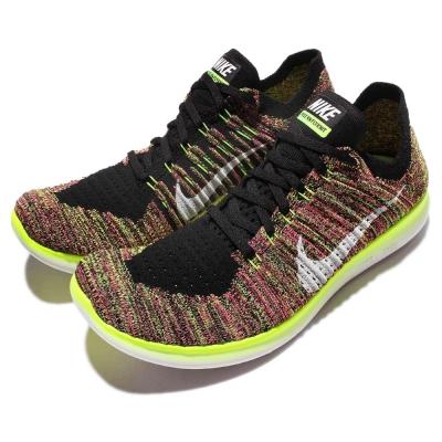 慢跑鞋Nike Free Rn Flyknit路跑女鞋