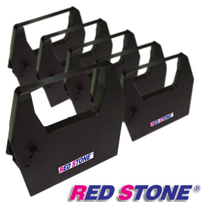 RED STONE for 普美PRIMAGE 90/100黑色色帶組(1組6入)