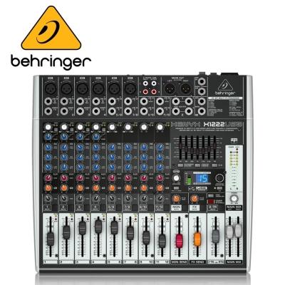 BEHRINGER XENYX X1222USB 混音器