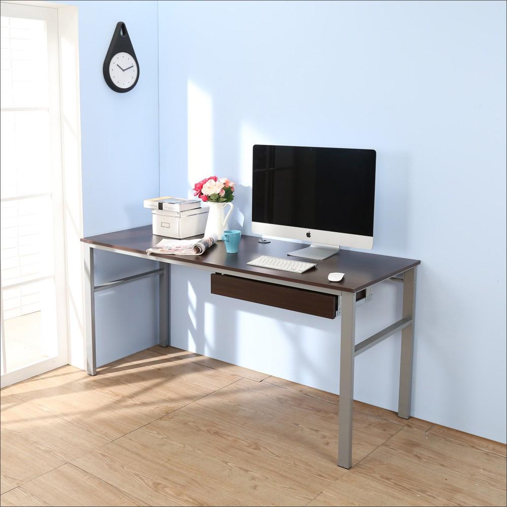 BuyJM低甲醛防潑水160公分單抽屜穩重型工作桌-DIY