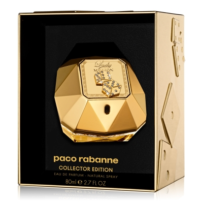 Paco Rabanne Lady Millon百萬大富翁限量版女性淡香精80ml