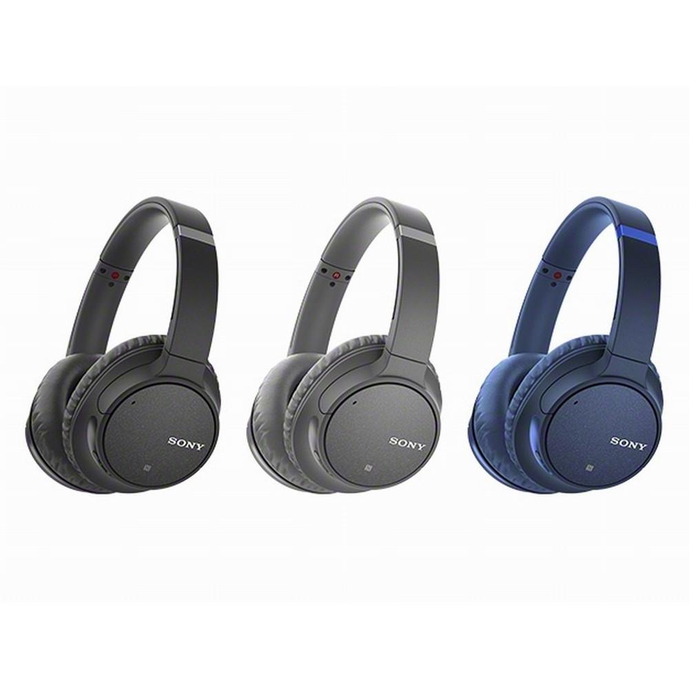SONY無線降噪藍牙頭戴式耳麥WH-CH700N