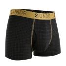 2UNDR Swing Shift 四角男內褲(3吋)-PINDOT