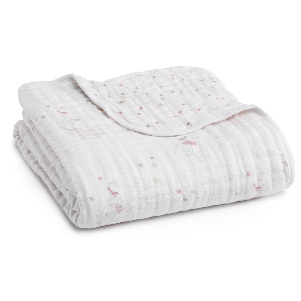 美國aden+anais嬰幼兒被毯-可愛心型系列AA6035
