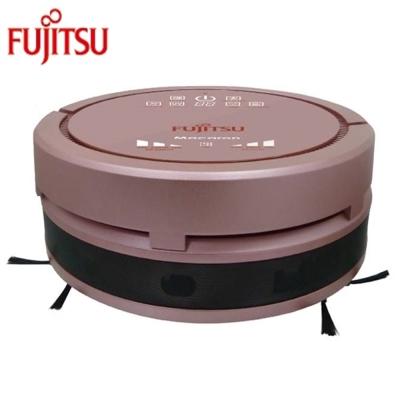 FUJITSU富士通-四合一掃地機器人-負離子空氣清淨機CR002CR002-B-粉紫金