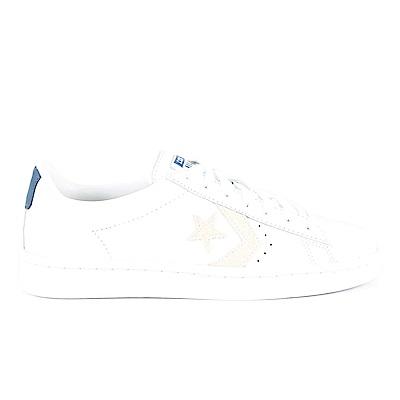 CONVERSE-女休閒鞋155320C-白