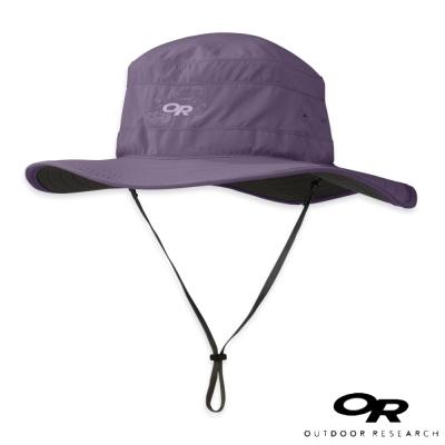 【美國 Outdoor Research】女 Solar 透氣中盤帽_芋紫
