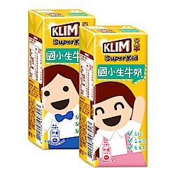 克寧超級成長國小生牛奶(198mlx24入)