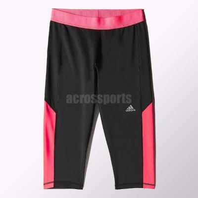 愛迪達 Adidas Pants 運動 緊身褲 女款 黑色