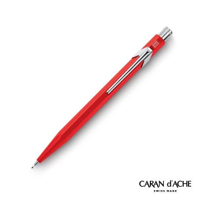 CARAN dACHE 卡達 - Office│line 844系列 經典紅 自動鉛筆