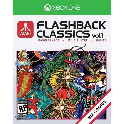 Atari 重溫經典合集 1 Atari Flashback 1-XBOX ONE英文美版