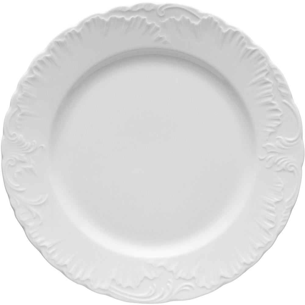 EXCELSA Elisa白瓷淺餐盤(18.5cm)