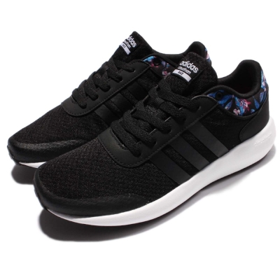 adidas-Cloudfoam-Race-W-復古-女鞋
