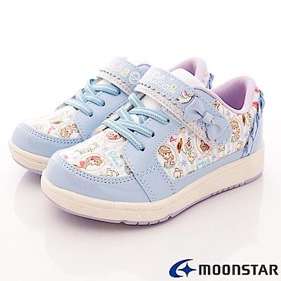 日本Carrot機能童鞋 冰雪聯名款 ON1859藍(中小童段)