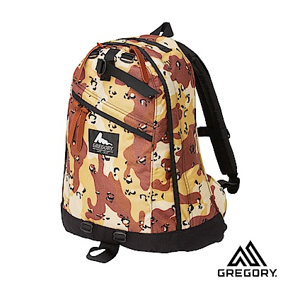 Gregory 26L DAY PACK 復刻後背包 巧克力餅迷彩