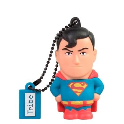義大利TRIBE - 蝙蝠俠VS超人 8GB 隨身碟 - 超人