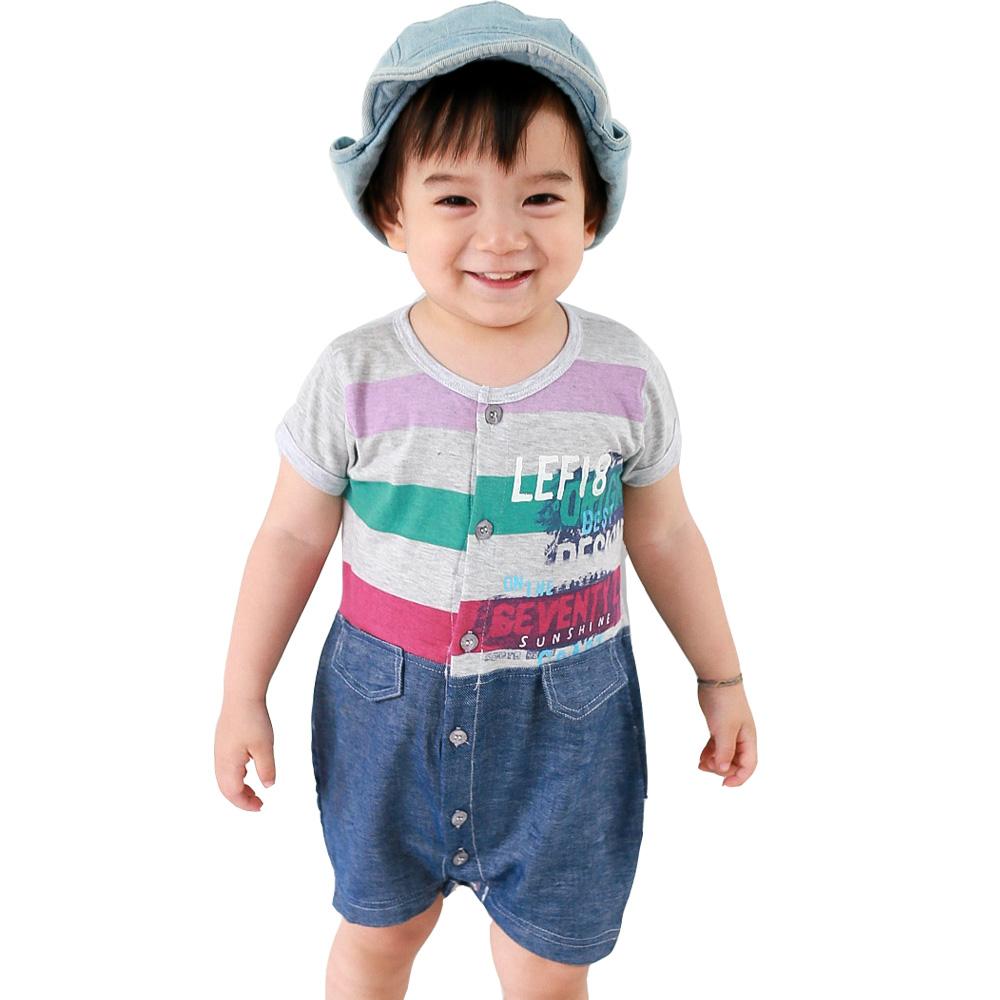 魔法Baby 純棉包屁衣 k35162