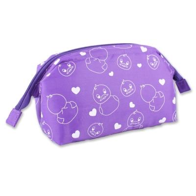 Yahoo! - 紫色小鴨化妝包