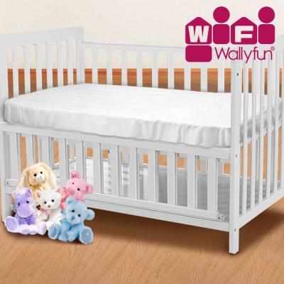 嬰兒床用保潔墊-全包款 WallyFun